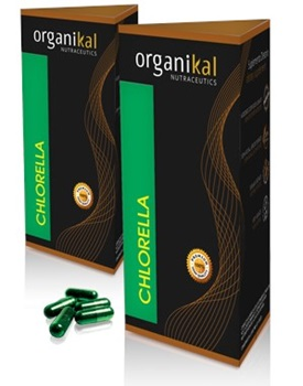 Chlorella x 60 capsulas x 500 mg