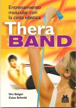 Entrenamiento muscular con cinta elastica
