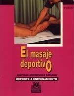 El masaje deportivo