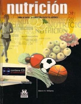 Nutrición P/La Salud Cond Fs Y Dep