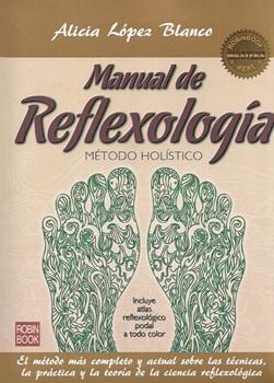 Manual de reflexologia con atlas